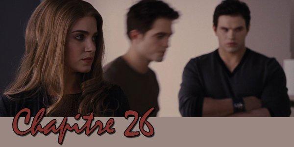 """Chapitre 26 : """"Tu es celui que j'aime"""""""