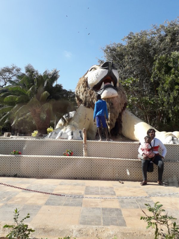 parc zoologique dakar senegal (avril 2018)