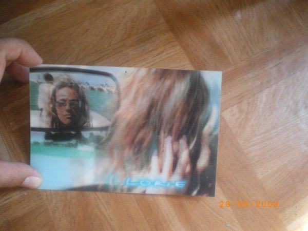 carte postale qui bouge
