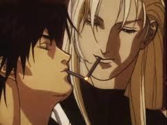 """le dernier """" baiser"""" de Iason & Riki <3..."""
