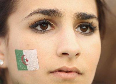 l'algerie dans le coeur et pas dans la bouche