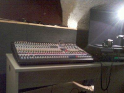 Nouveau studio d'enregistrement a lyon!!!!