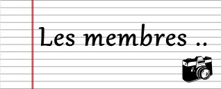 Devenirs membres