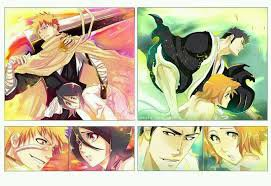 Quelque preuve Ichiruki ou juste des super image de bleach ♥