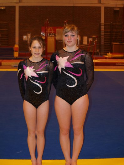 Duo Féminin espoir à Reims