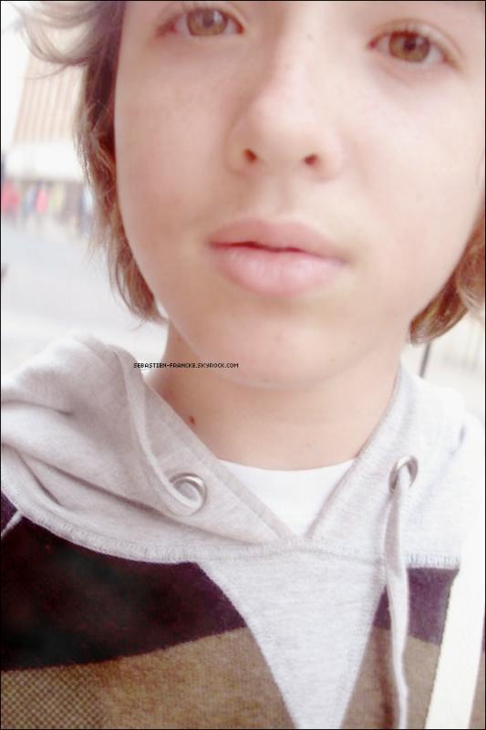 Sebastien in London.