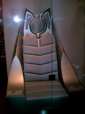 le fauteuil de palpatine l 39 univers tendue star wars. Black Bedroom Furniture Sets. Home Design Ideas