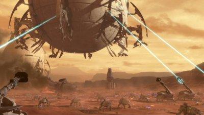 La bataille de Géonosis 2: Les plaines+duel contre Comte Dooku