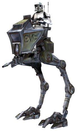 Les protagonistes de la guerre 6 : Les pilotes de TR-TT clones