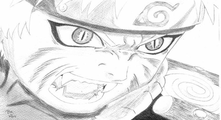 1700 commentaires (Naruto Kyubi)