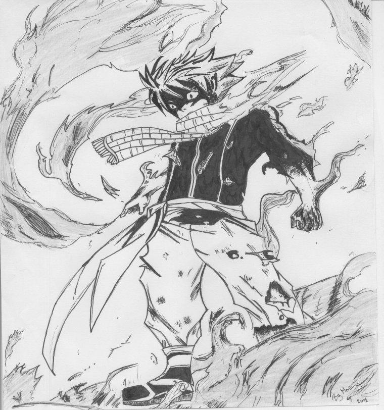 Natsu (style manga )