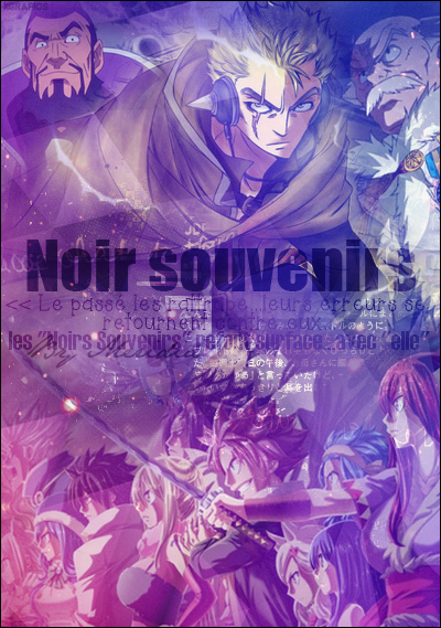 "Fan-fiction n°1 : ""Noirs Souvenirs"""