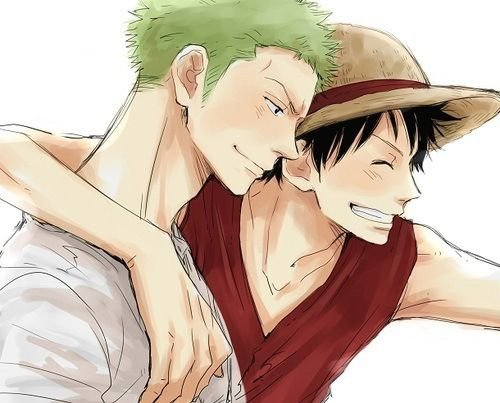 "One-Shot n°56 : ""Flirtations of the Most Luffy-like Kind"""