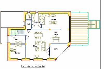 Le plan ma maison passive c 39 est du bois de la - Maison passive design ...