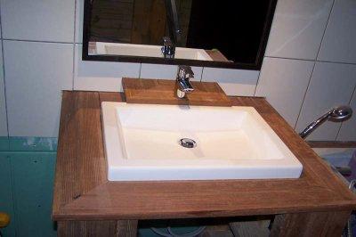 Blog de mimidelobbes page 31 ma maison passive c 39 est for Meuble salle de bain fait maison