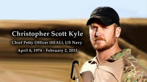 "Chris Kyle ""La Légende"""
