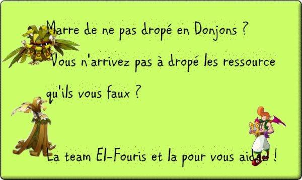 Aide au Drope !
