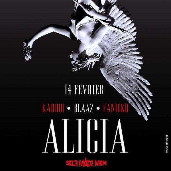 Myster Blaaz lance la petite histoire De Alicia ... Lisez la ici