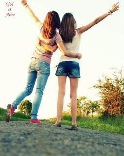 Ma Meilleure Amie, la seule et l'unique♥.