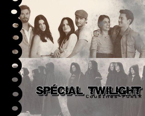 Spécial Twilight !