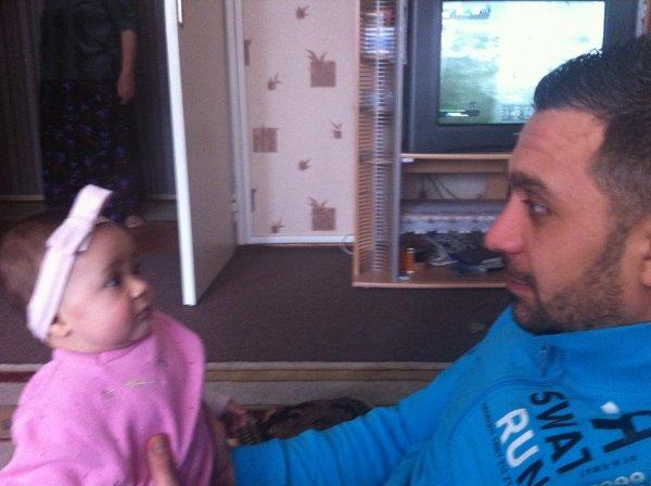 moi et ma niece ...