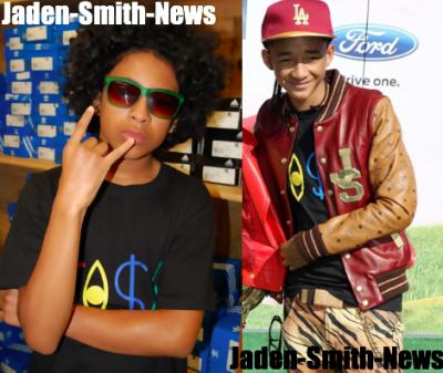 MODE : Jaden/Princeton ; Ils portent les mêmes vêtements !
