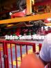 Jaden : à Six Flags avec Moises, Matheo..