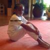 Jaden lorsqu'il était petit.