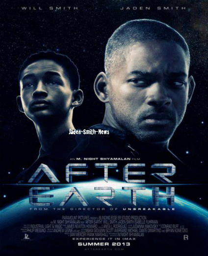 After Earth .