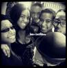 Jaden avec Willow, Sydney, Jahlil et Kennedy + Tournage d' A.E