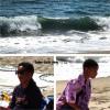 Jaden à la plage + BET Awards