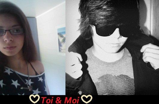 Mon amour!