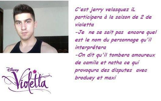 Info saison 2 chute c 39 est un secret blog de 0 violetta - Info violetta ...