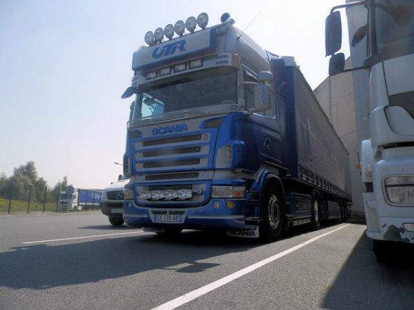 Scania UTR