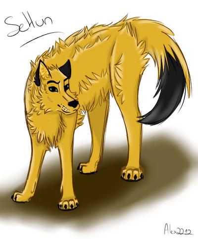 Sang du Loup - 혈액 늑대     Part 4