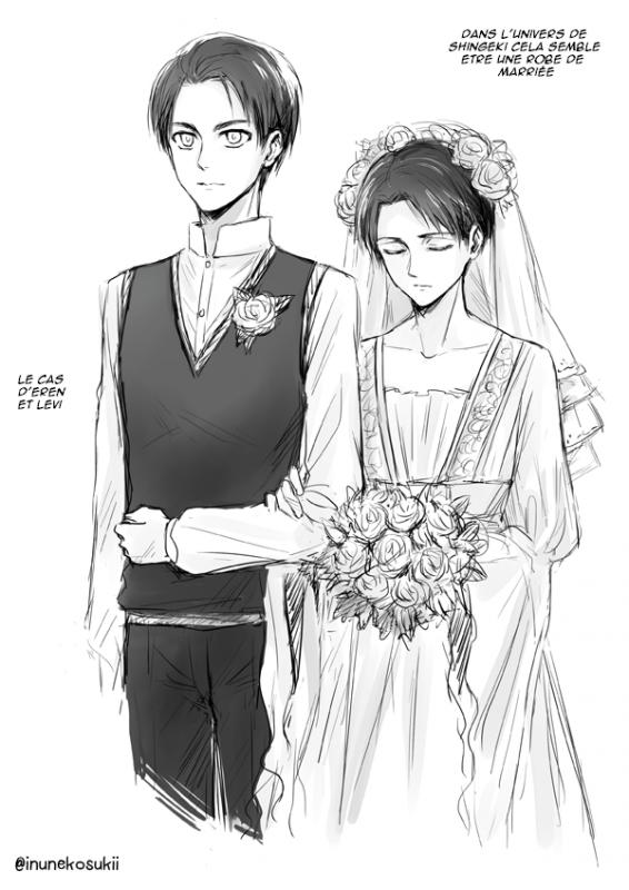 Vive les mariés ♥
