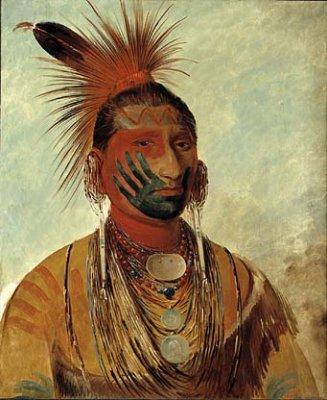 Les Peintures De Guerre Sunka Wakan Watogla