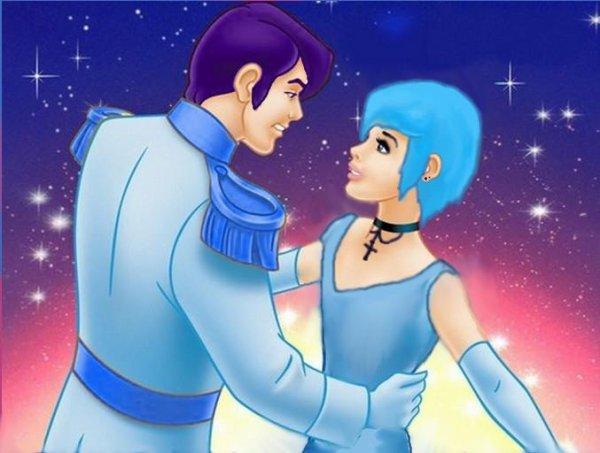 Je veux trouver mon Prince charmant.
