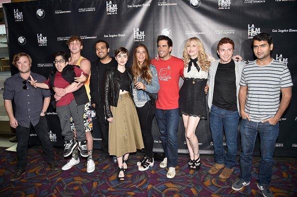 18 Juin 2015 - Los Angeles Film Festival - Closing Night Live Read Of 'Fast