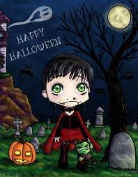 Happy Halloween !!! ^^