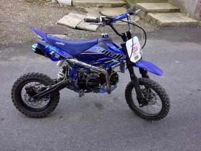 ma dirt (small mx one 140cc)