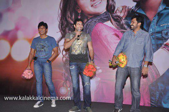 Surya & Karthi @ OKOK Audio Launch !