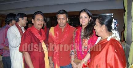 Surya, Diya , Jyothika - Rare/Unseen Pics! - Dev & Diya ...