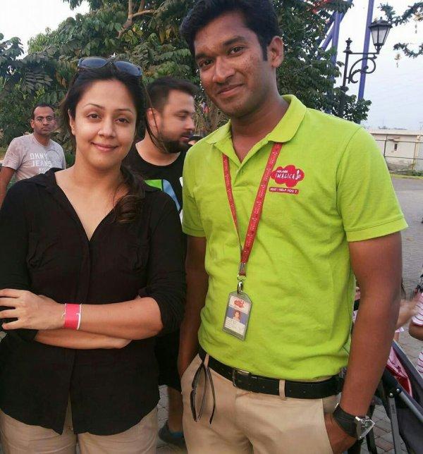Surya Jyothika - Rare/Unseen pics! - Dev & Diya - kutty ...