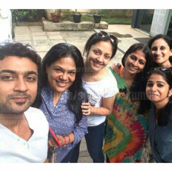 Actor surya daughter diya recent photos Dev Diya - Kutty Suriya Jyothika - Home Facebook