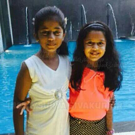 Suriya's daughter Diya birthday party 2015 - Rare/Unseen Pics - Dev