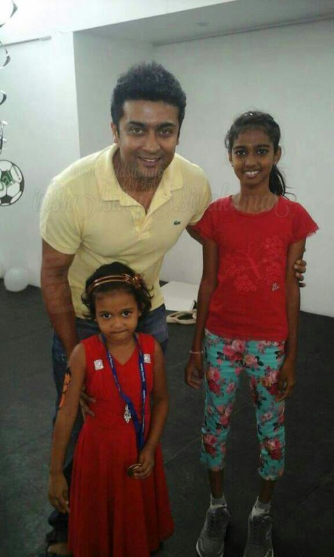 Suriya's daughter Diya birthday party 2015 - Rare/Unseen Pics