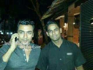 Surya with fans @ Mumbai - Rare/Unseen pics