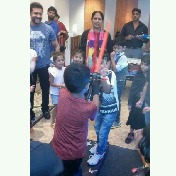 Dev Suriya Birthday Party 2016