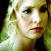 Caroline's father dies. (2012)